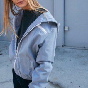 Brandy Melville Blue Jacket